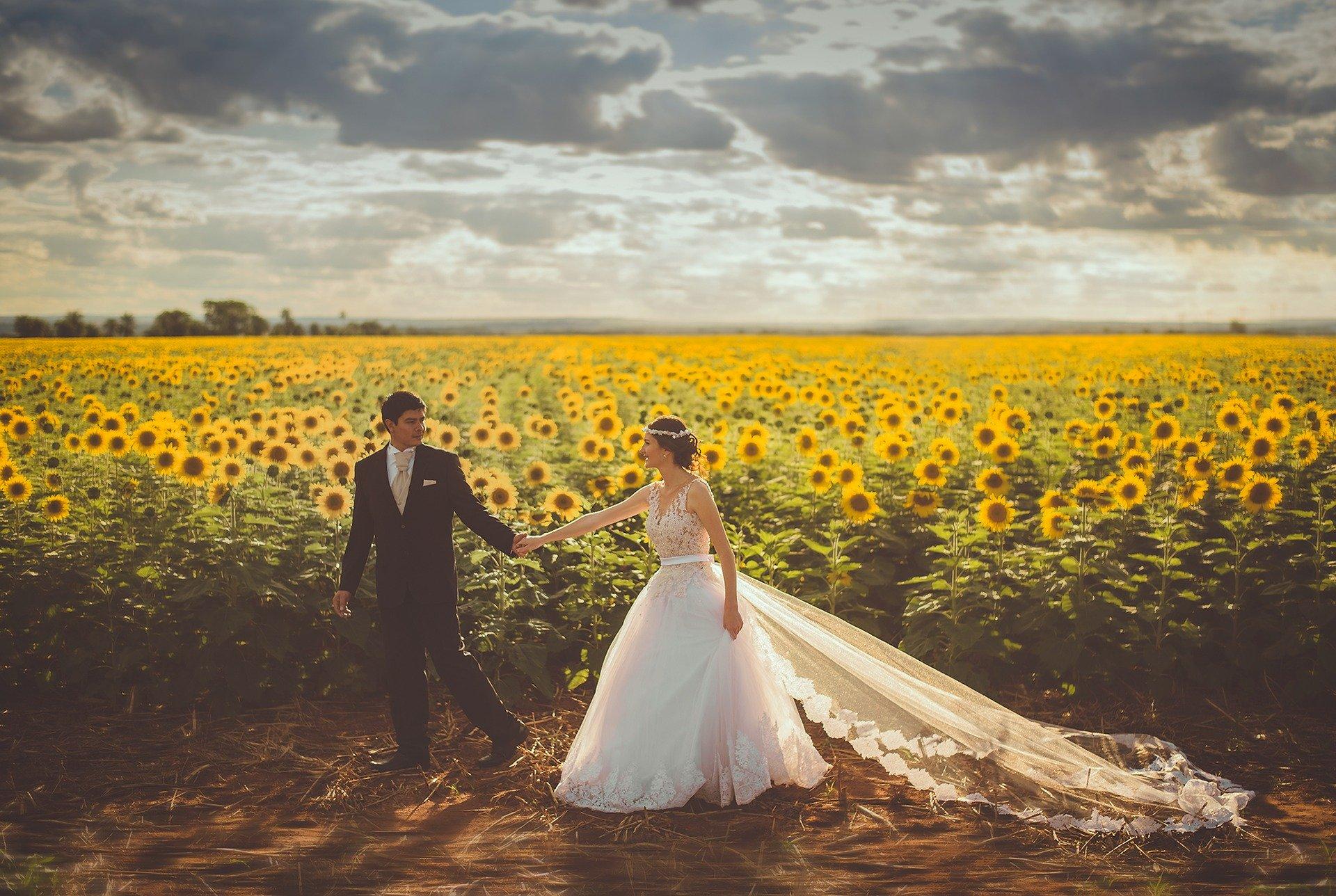 Le plus beau jour de votre vie, le mariage.
