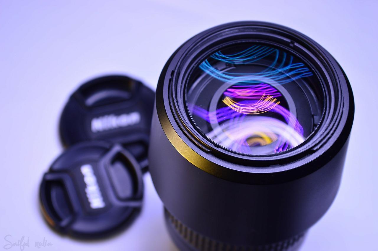 Les objectifs en photographie