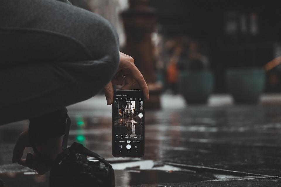 Améliorer son jeu de photographie sur son smartphone: quelques conseils