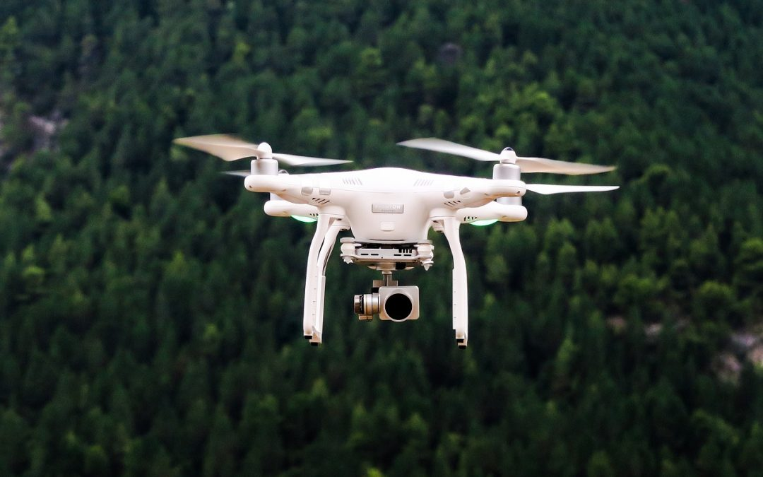 L'expert parle des drones de loisirs
