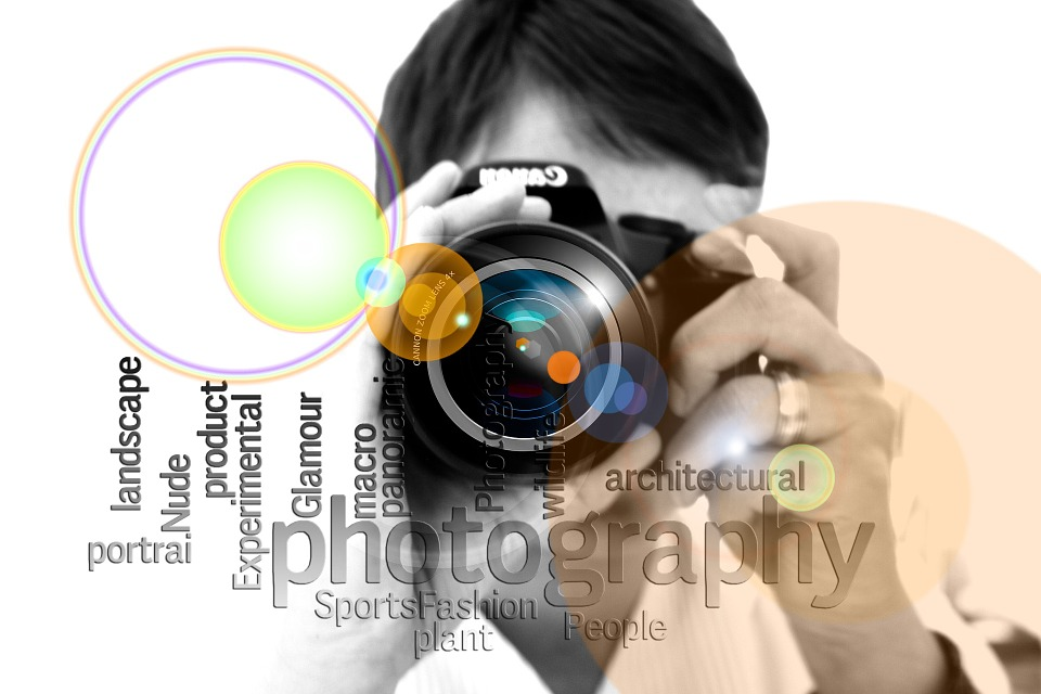 Types de photographies